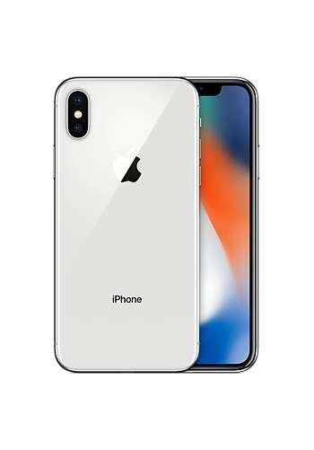 iPhone X 64GB LTE Silver