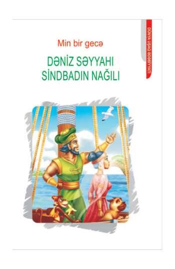 Min Bir Gecə Dəniz Səyyahi Sindibadin Nagili Kod 64138 Cena 2